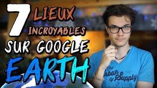Video CHRIS : 7 Lieux Surprenants Sur Google Earth MP3, 3GP, MP4, WEBM, AVI, FLV September 2018