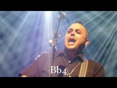 Video The Live Vocal Range of Justin Furstenfeld, Lead Singer of Blue October and Harvard of the South download in MP3, 3GP, MP4, WEBM, AVI, FLV January 2017