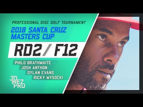 2018 Santa Cruz Masters Cup | Lead Card, RD2, F12 | Wysocki, Brathwaite, Evans, Anthon (видео)