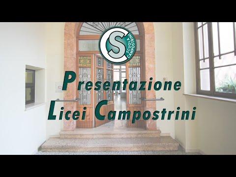 Presentazione Licei Campostrini - 2020