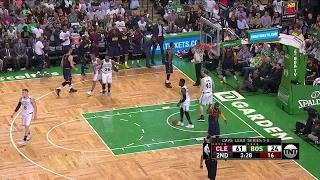 Quarter 2 One Box Video :Celtics Vs. Cavaliers, 5/18/2017