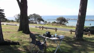 Portarlington Australia  City pictures : VK3VCM Operating Portable HF Amateur Radio from Portarlington, Australia 3/1/11