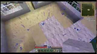 Timelapse - Villa z wełny Minecraft