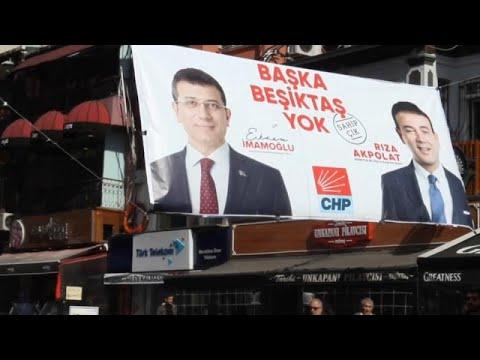 Τοπικές εκλογές στην Τουρκία