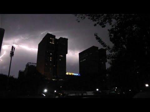 Κίνα: Προβλήματα από καταιγίδα στα νοτιοανατολικά
