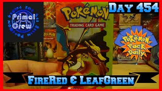 Pokemon Pack Daily EX: FIRERED & LEAFGREEN Booster Opening Day 454 - Featuring Primal Crew by ThePokeCapital