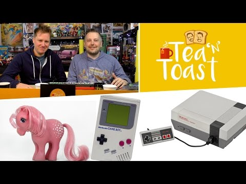 Are Your Old Toys Really Worth A Fortune? - Tea 'n' Toast #2