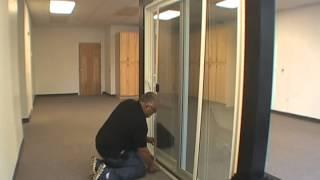 Screen Adjustment for Atrium Patio Doors