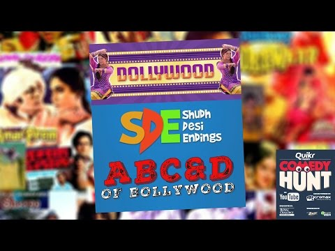 ABC&D (of Bollywood) | Comedy Hunt