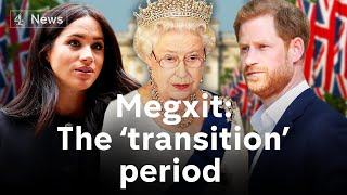 Meghan & Harry: Queen agrees 'period of transition' after crisis meeting