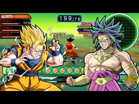 Dragon Ball Z : Shin Budokai PSP