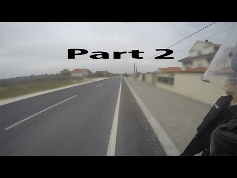 Aprilia SR 150 & Gilera Runner SP 180 & Keeway Huricane 50 - RIDE (Part 2)