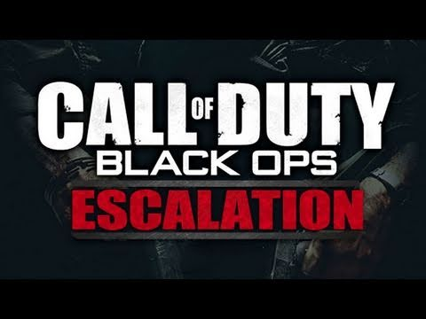 Call of Duty : Black Ops - Escalation Playstation 3