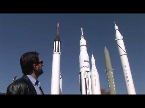 Family of Rockets Developed in Huntsville, Alabama - RCSP Rocket Science at USSRC 8