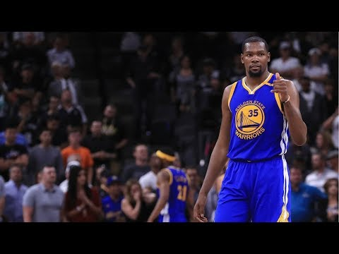 Kevin Durant's VERY BEST Plays from 2016-2017 Regular Season & Playoffs!
