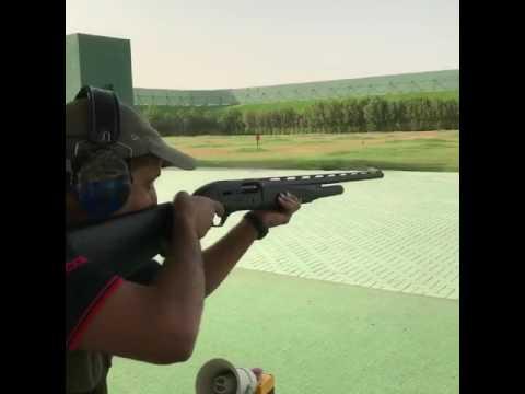 Beretta A400 Lite in Kuwait ( Rammai For Hunting company) تجربة البريتا في الكويت (شركة رماي )