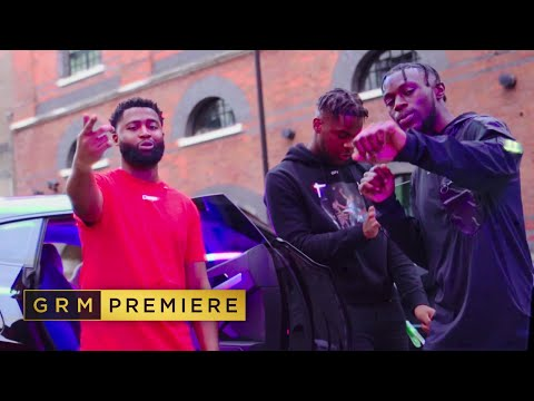 Belly Squad – Unknown Number [Music Video] | GRM Daily