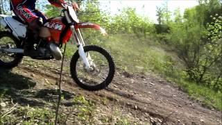 3. 2011 KTM 200 xc-w