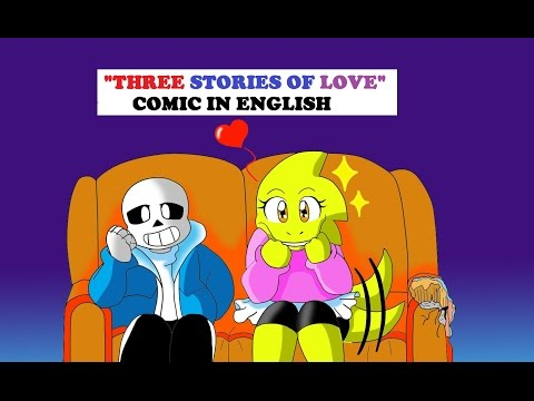 THREE STORIES OF LOVE