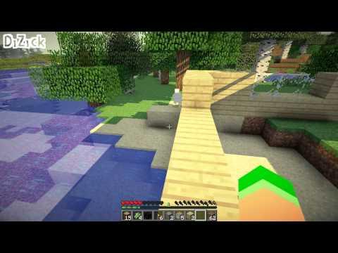 Яна и DiZick в Minecraft-е 2 часть