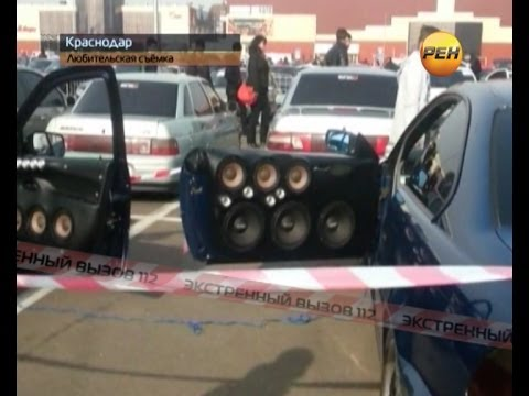 Полиция против кавказского тюнинга