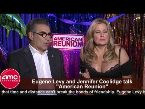 Eugene Levy and Jennifer Coolidge Talk 