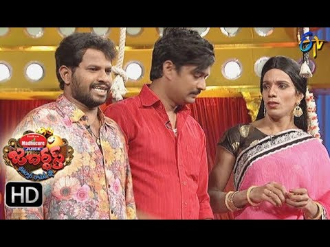 Hyper Aadi, Raijing Raju Performance | Jabardasth | 16th November 2017