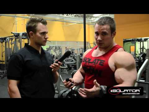 WHAT IS THE WEIGHT RATING OF THE ISOLATOR by IFBB PRO Seth Feroce