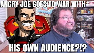 Video Angry Joe Vs His Own Audience - The Angry Army MP3, 3GP, MP4, WEBM, AVI, FLV Oktober 2018