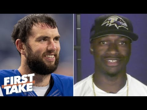 Video: Robert Griffin III: Colts fans will regret booing Andrew Luck | First Take