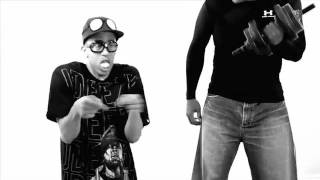 Affion Crockett - In The Flow (Jay-Z, Kanye West, Cory Gunz, Lil Wayne   Freeway)[Comedy Spoof]