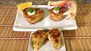 How To Make Crab Cakes-Clean Prepare Crab-Seafood Recipes