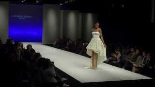 John Paul Atacker Bridal - FW15 - Short Preview of Bridal Runway Show at Pier 94