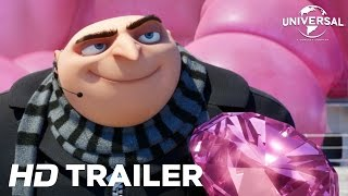 Biopremiär 30 juni Följ oss på https://www.facebook.com/DummaMej/ Genre: 3D-CG Comedy-Adventure Cast: Steve Carell,...