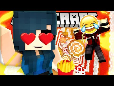 I'M FALLING IN LOVE WITH THIS GAME! (Minecraft Love Dropper)