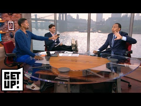 Stephen A. Smith, Jalen Rose debate Le'Veon Bell's holdout | Get Up! | ESPN