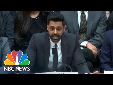 Hasan Minhaj Calls Out Congress Over Student Loans You Paid Far Less For Your Degrees NBC News