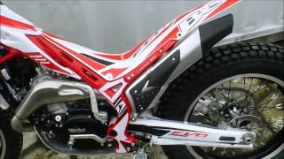 3. NEW !! Beta EVO 300 TRIAL 2017 full hd details motor