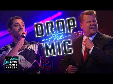 Riz Ahmed vs James Corden Rap Battle