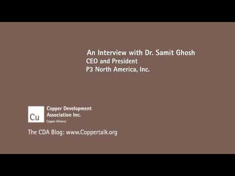 PODCAST 1A AN INTERVIEW WITH DR. SAMIT GHOSH, CEO AND PRESIDENT OF P3 NORTH AMERICA,INC SAE VER