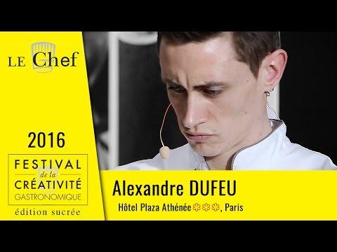FCG 2016 édition sucrée : Alexandre Dufeu