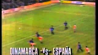 QWC 1994 Denmark vs. Spain 1-0 (31.03.1993)