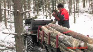 Video Atv log crane MP3, 3GP, MP4, WEBM, AVI, FLV September 2017