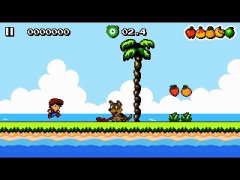 Miles & Kilo gameplay
