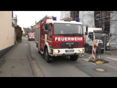 Schwelbrand: Sparkasse in Korbach evakuiert