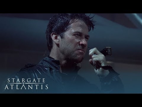 Sheppard's Epic Mexican Stand-Off | Stargate Atlantis