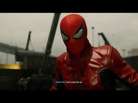 Spider-Man Vs Rhino And Scorpion (Last Stand Suit Walkthrough) - Marvel's Spider-Man