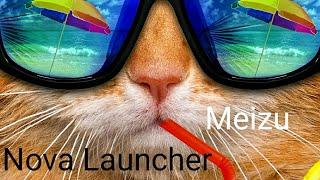 Nova Launcher на MeizuFlyme 6.1.0.0G убираем глюки. немного о...Спасибо за ваш просмотр, лайк и подписку!Вступайте в нашу группу вк, где вы найдете ответы на множество ваших вопросов касающих Meizu, Flyme...группа вк: https://vk.com/club_see_meFacebook: https://www.facebook.com/seeme.flyme.5Скачать ключь здесь: https://drive.google.com/file/d/0B4OAmWvociDXRGhXbWJnM0YtZUU/view?usp=drivesdkДля рекламы и коммерческих предложений * For cooperation and suggestions : pustovit.valeriu@gmail.comИли же администратору группы: https://vk.com/club_see_meИНФОРМАЦИЯ НЕ ДЛЯ ВСЕХ!!! А для тех у кого доброе сердце и кто хочет помочь развитию моего канала:Вот реквизиты, на которые вы можете перевести помощь, благословение, поддержку, благодарность, или на мое образование в изучении русского языка) если есть желание.ВЕБМАНИR421485975940      Рус         рублиU161540264407      Укр         гривныZ170797472004      Сша       долларE201847264403      Европа евроСпасибо большое за любую помощь.