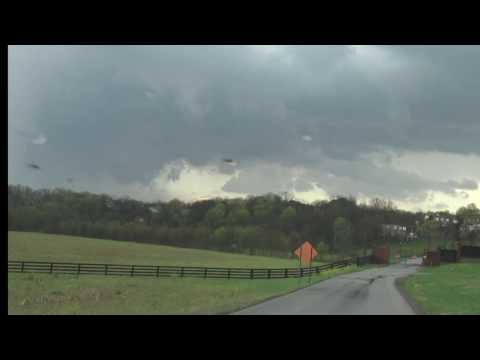Bowling Green, KY Severe Storm 4-5-17