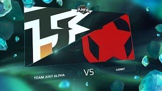 JSA vs GMB - Неделя 4 День 1 Игра 2 / LCL